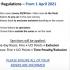 UCIregulations